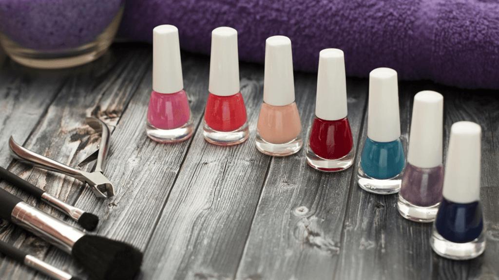 5 cores de esmalte que vão bombar no outono 2018